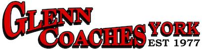 Glenn Coaches Logo